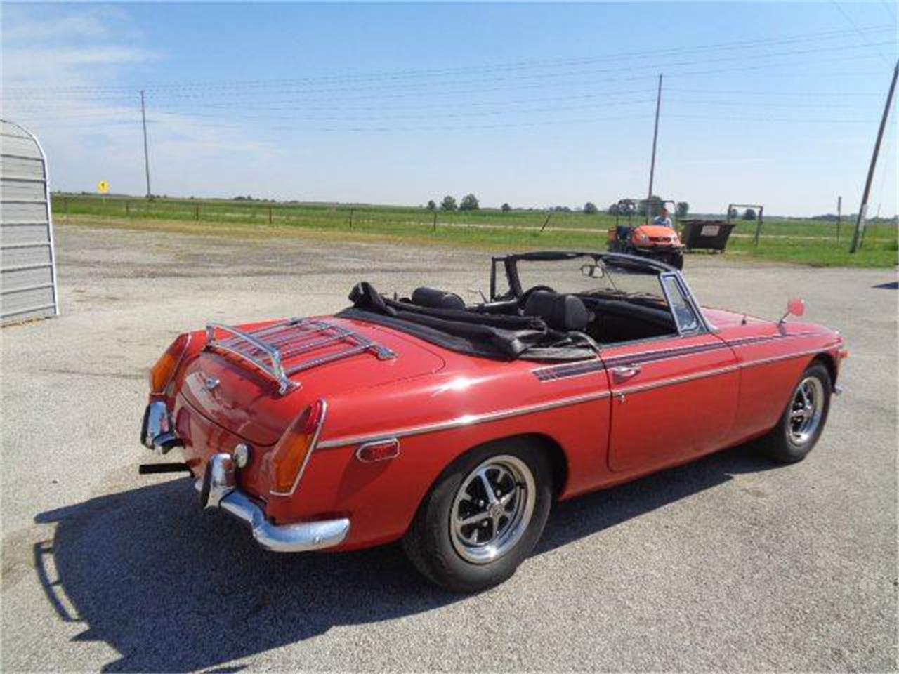 Large Picture of 1970 MGB - $12,650.00 - LUQB