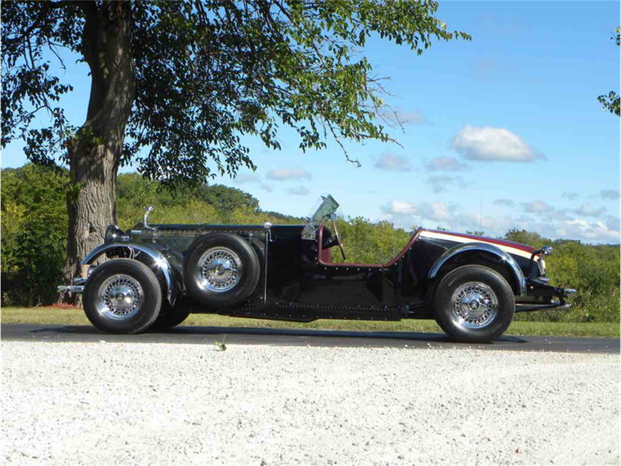 Large Picture of '55 Custom Rolls Royce Speedster - LUQJ