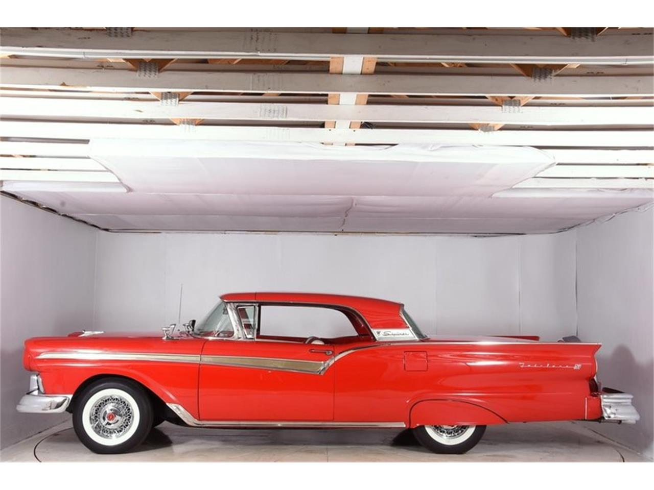 Large Picture of '57 Fairlane 500 - LUQM