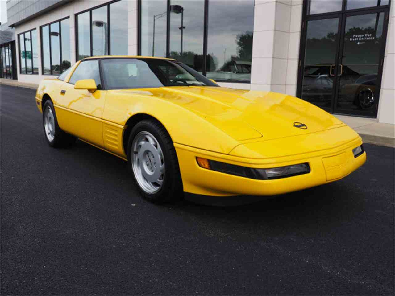 Large Picture of '91 Corvette - LUQQ