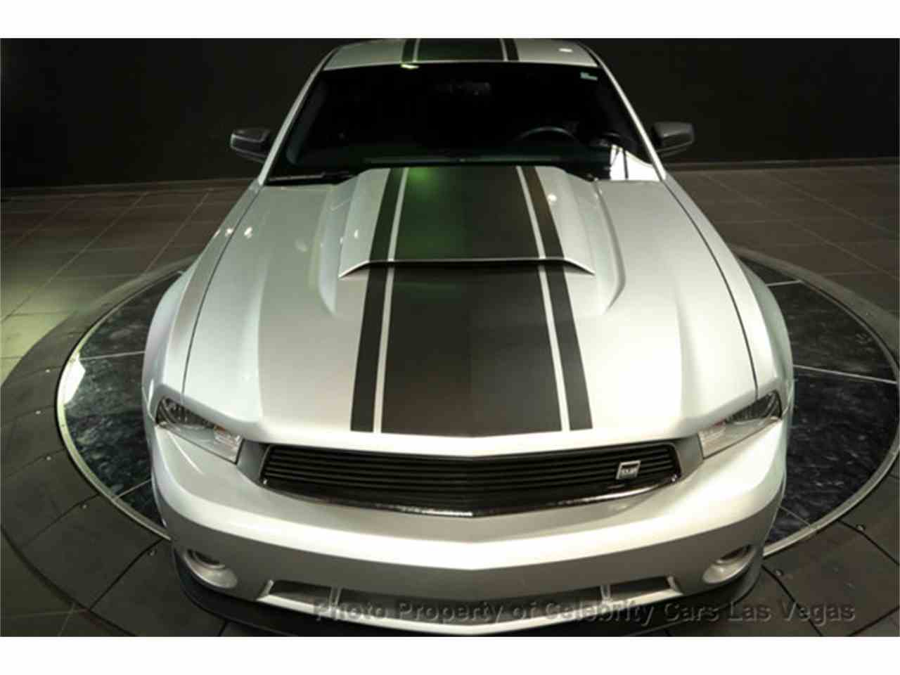 Large Picture of '11 Mustang - LUR8