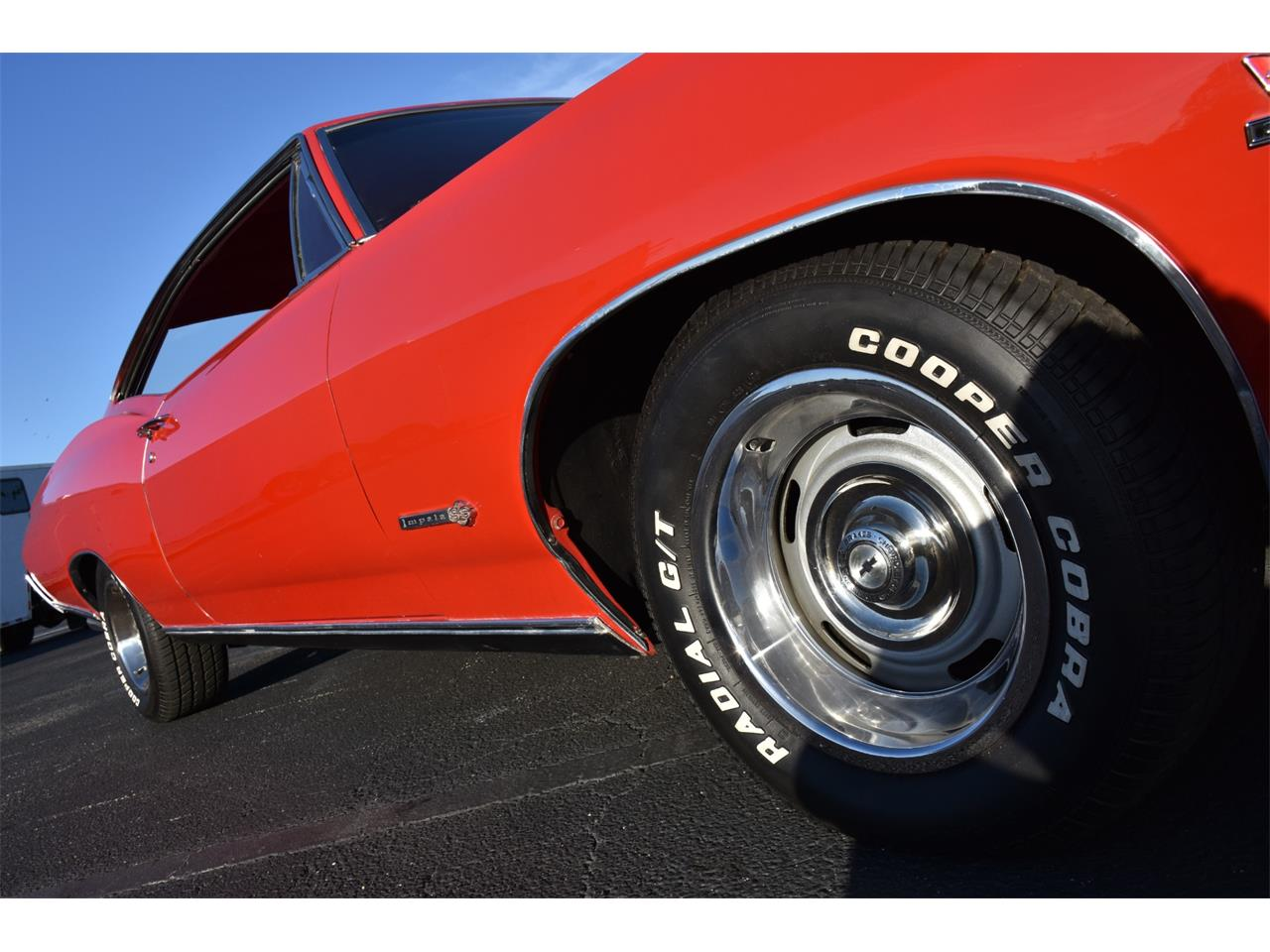 Large Picture of '67 Impala - LUR9