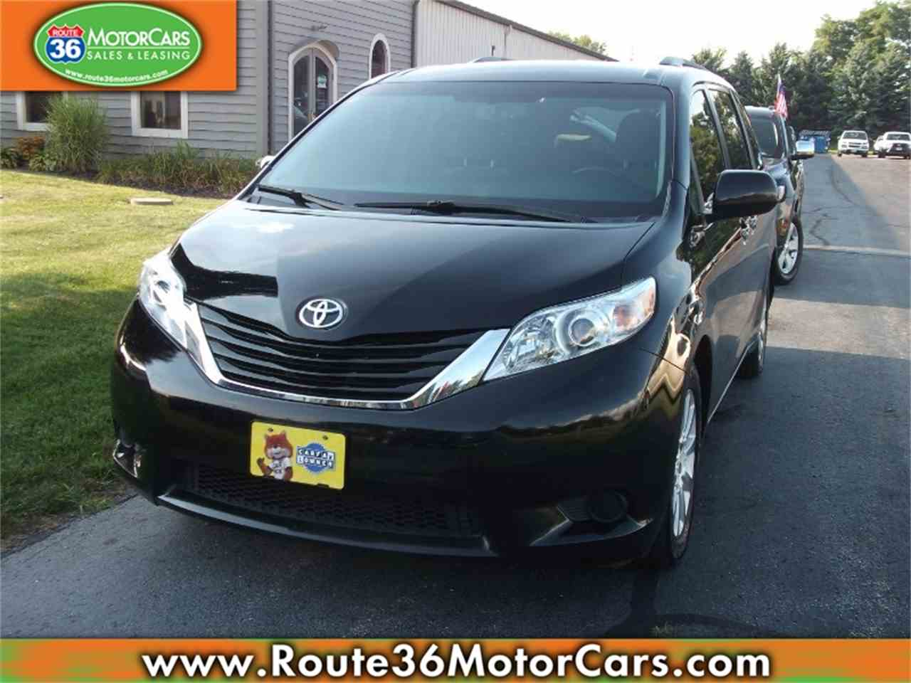 Large Picture of '15 Sienna - LURG