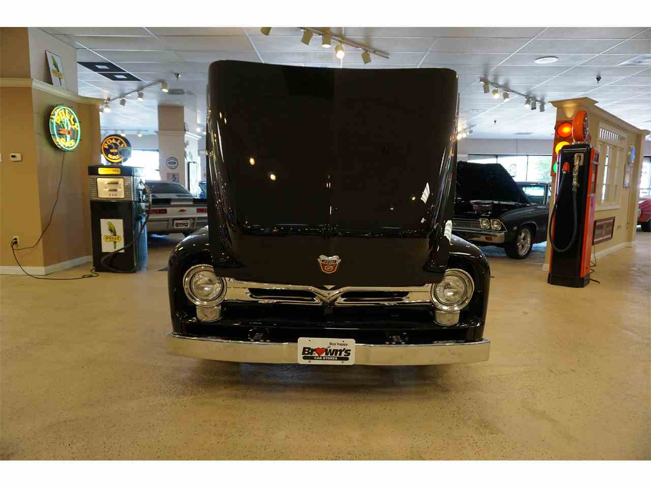 Large Picture of '56 F100 - LURI