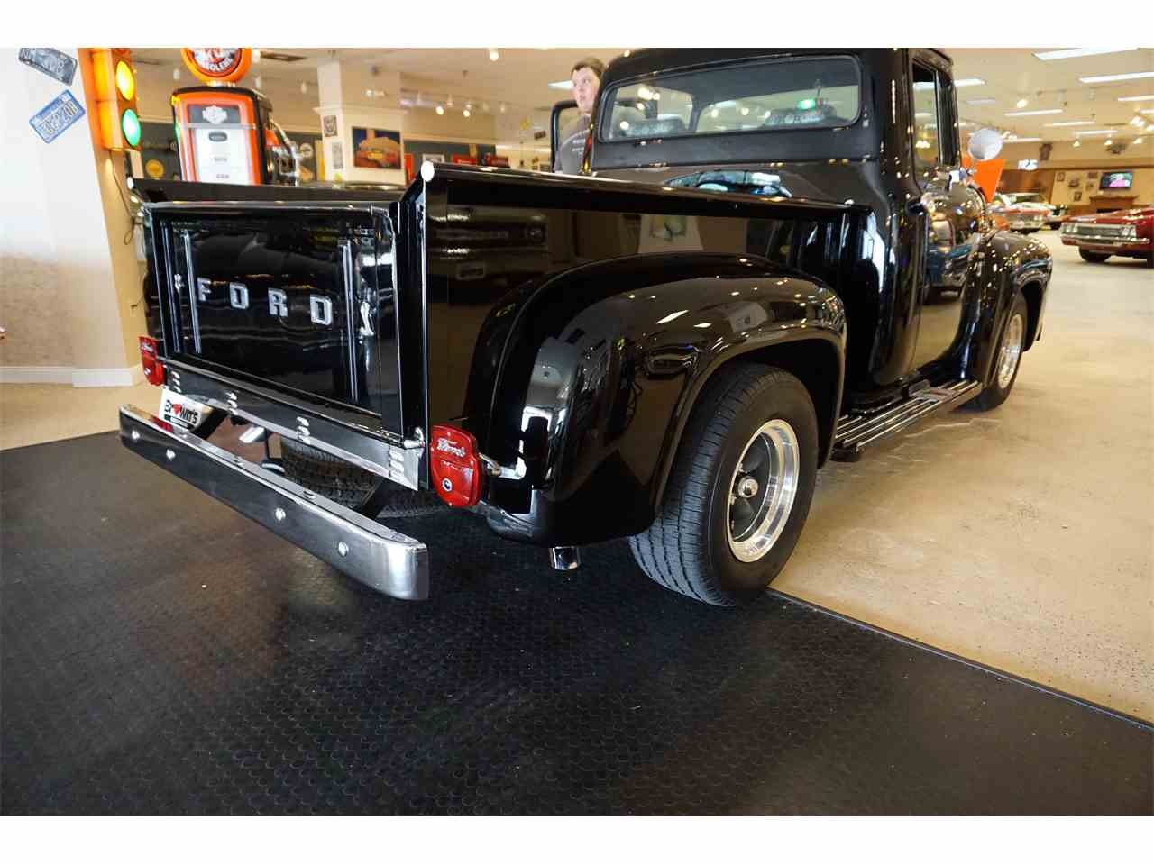 Large Picture of Classic 1956 Ford F100 Offered by Brown's Performance Motorcars - LURI