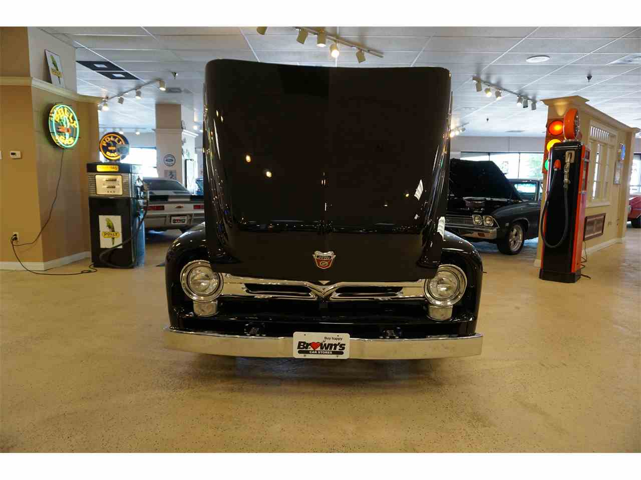 Large Picture of '56 Ford F100 - LURI