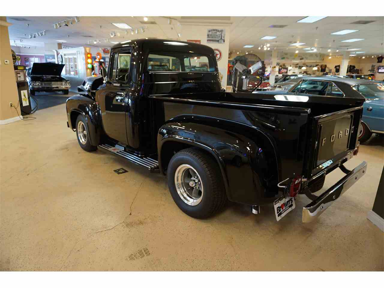 Large Picture of 1956 Ford F100 located in Glen Burnie Maryland Offered by Brown's Performance Motorcars - LURI