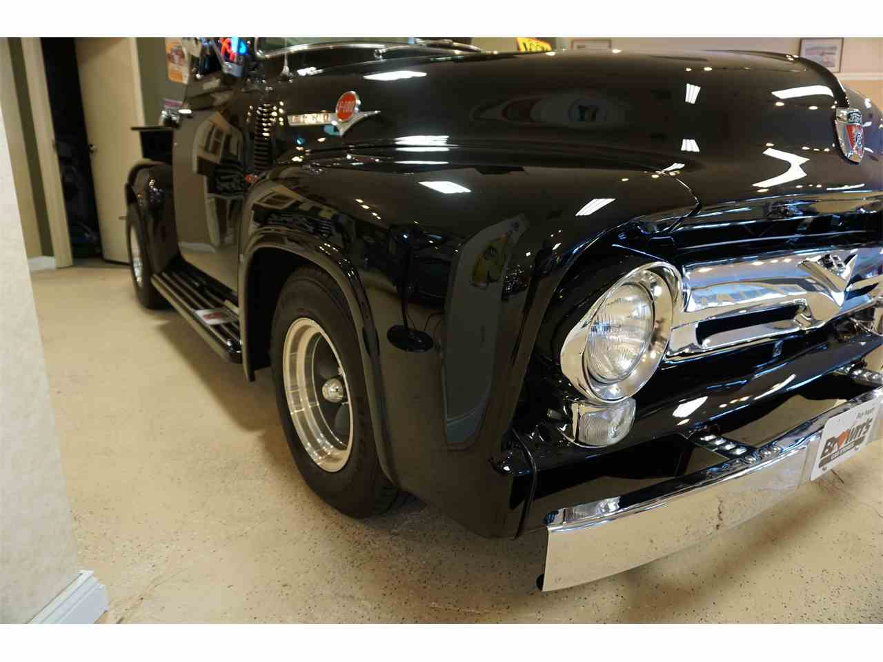 Large Picture of 1956 Ford F100 - $56,900.00 Offered by Brown's Performance Motorcars - LURI