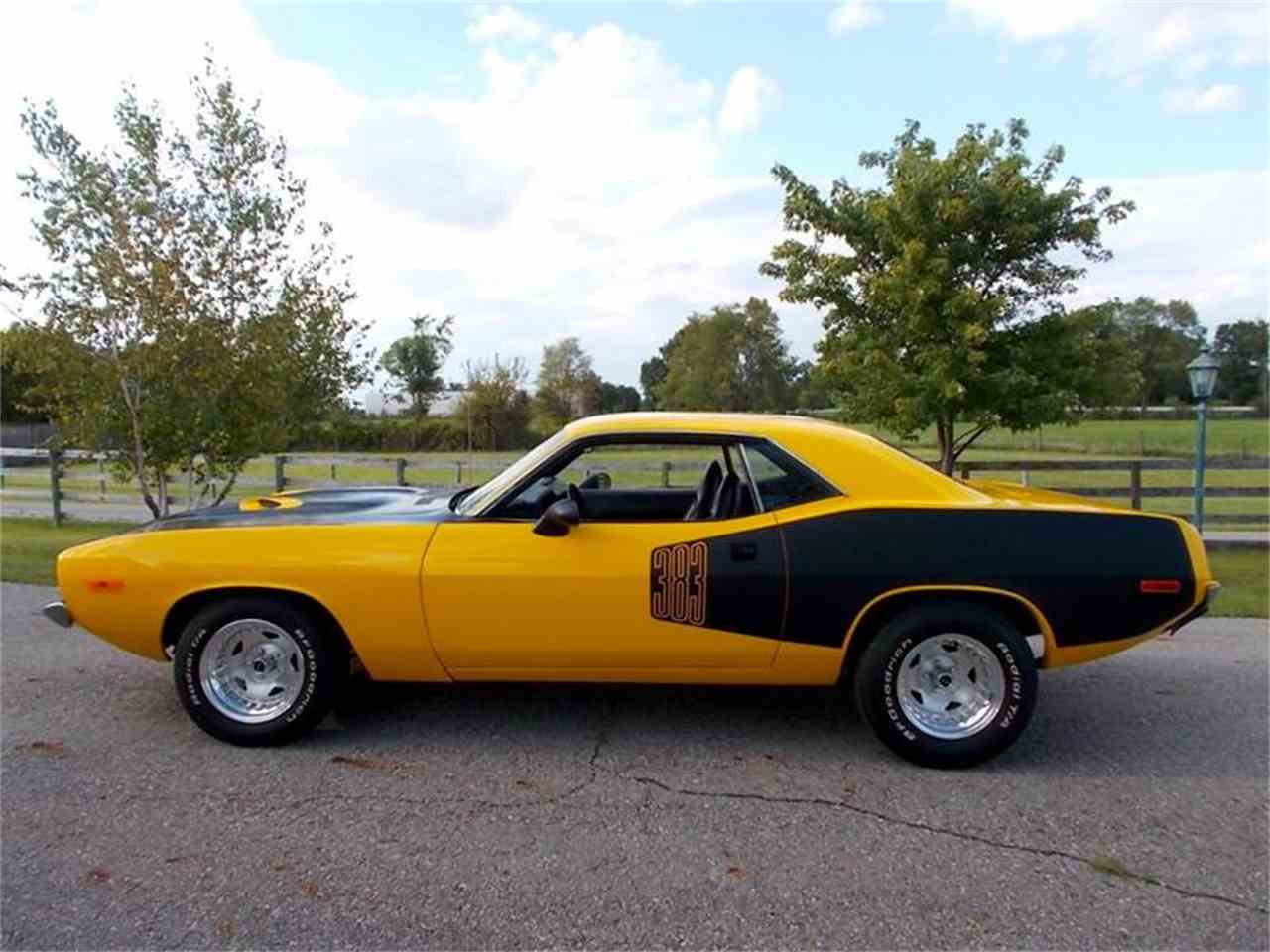 Large Picture of Classic '73 Barracuda located in Indiana - $29,990.00 Offered by 500 Classic Auto Sales - LURK