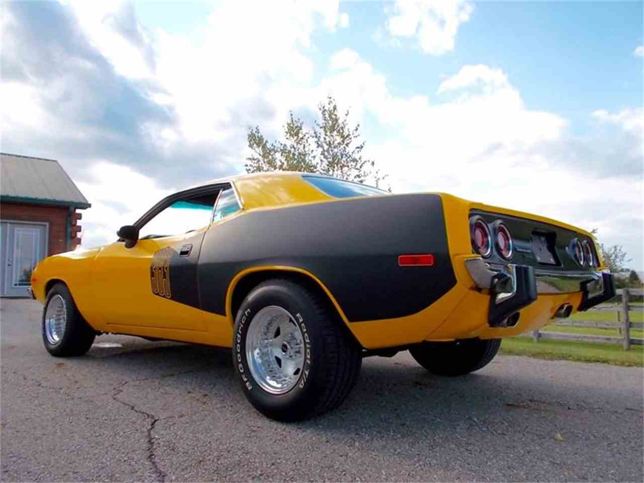 Large Picture of Classic 1973 Barracuda located in Indiana - $29,990.00 Offered by 500 Classic Auto Sales - LURK