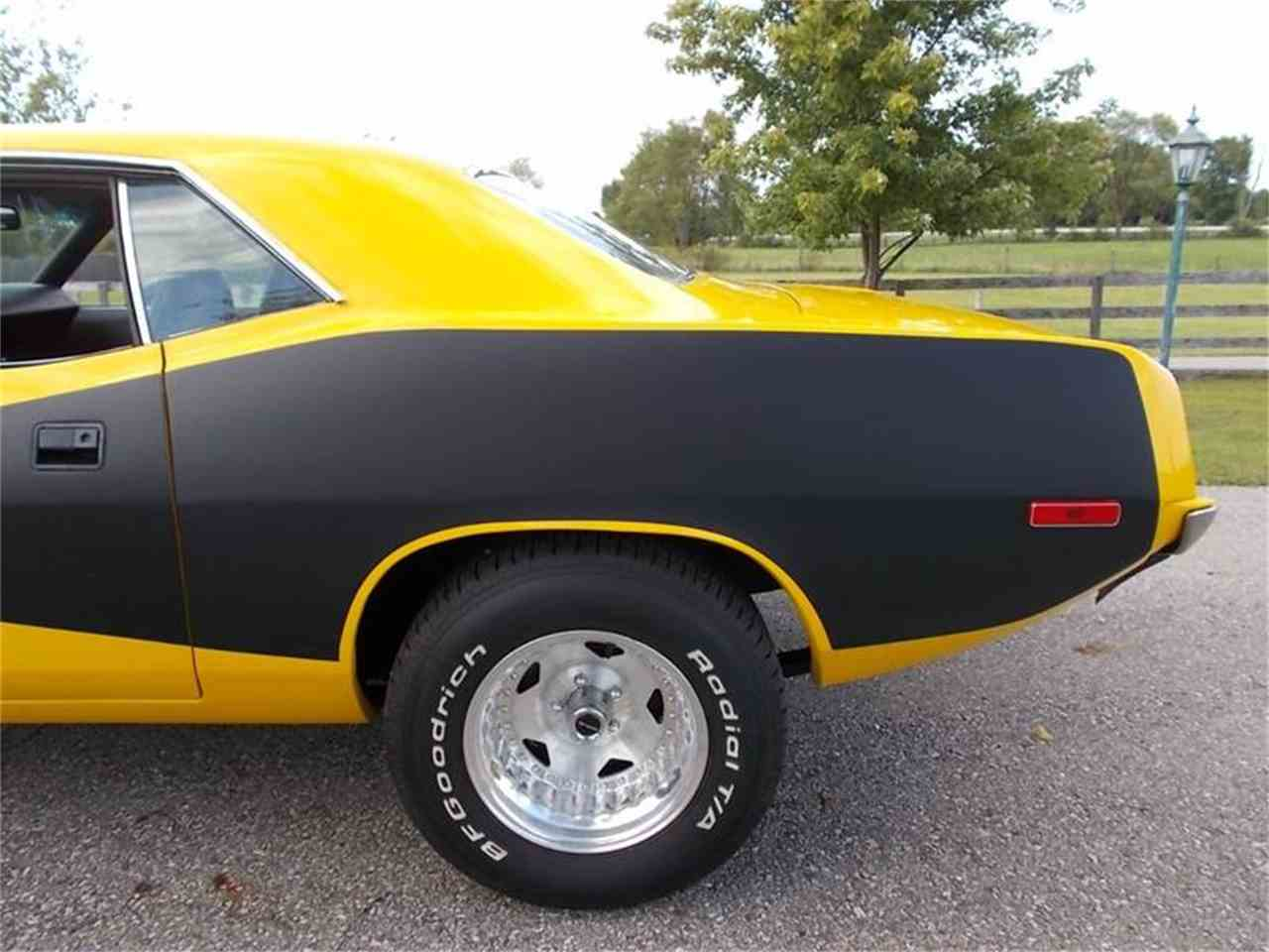 Large Picture of Classic 1973 Plymouth Barracuda - LURK