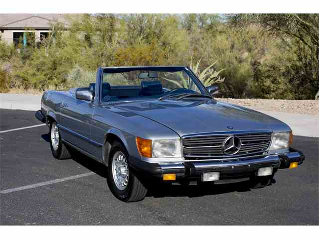 Picture of '81 380SL - LUSF