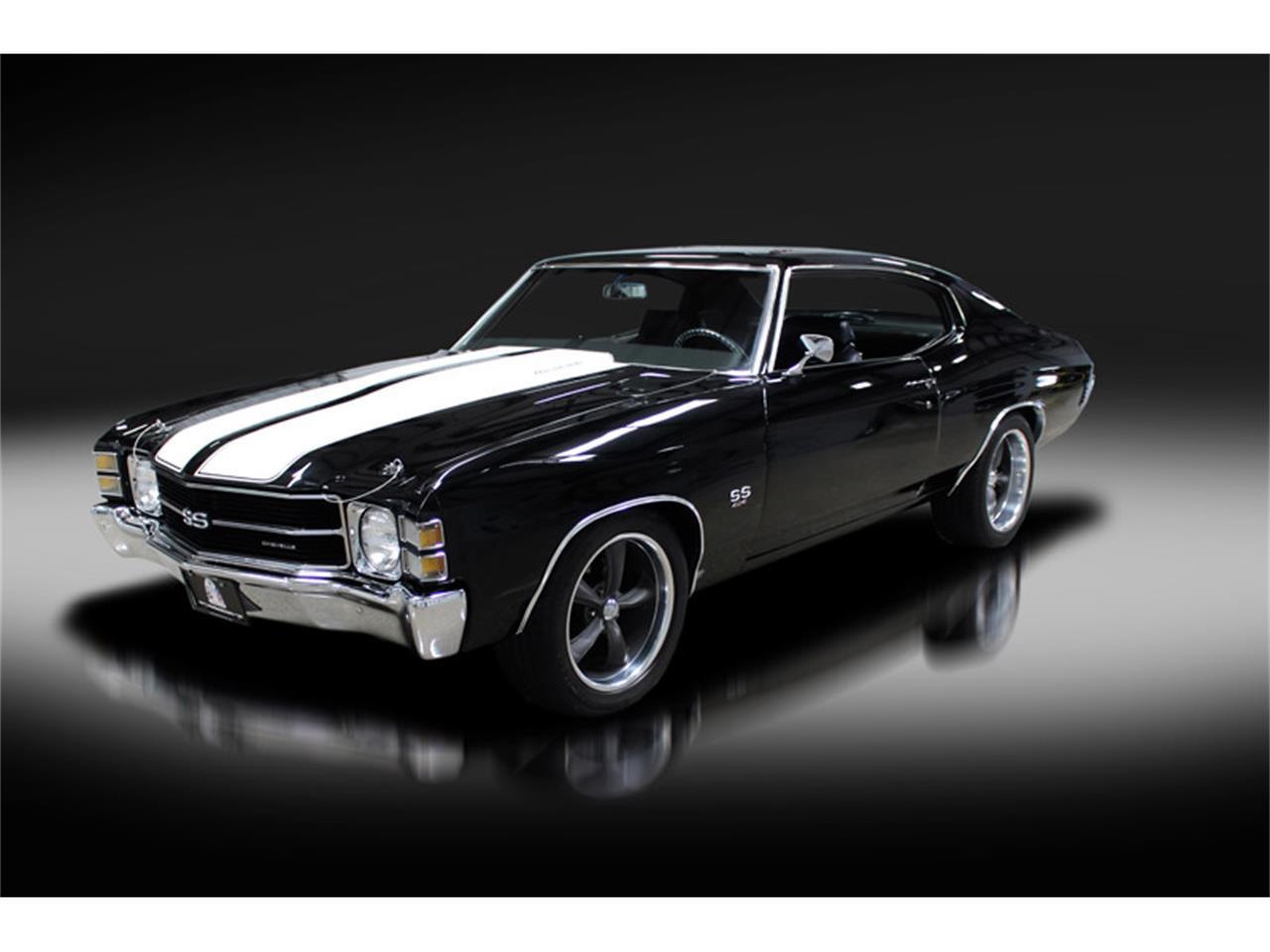 Cars Under 5000 >> 1971 Chevrolet Chevelle SS Custom for Sale | ClassicCars.com | CC-1010968