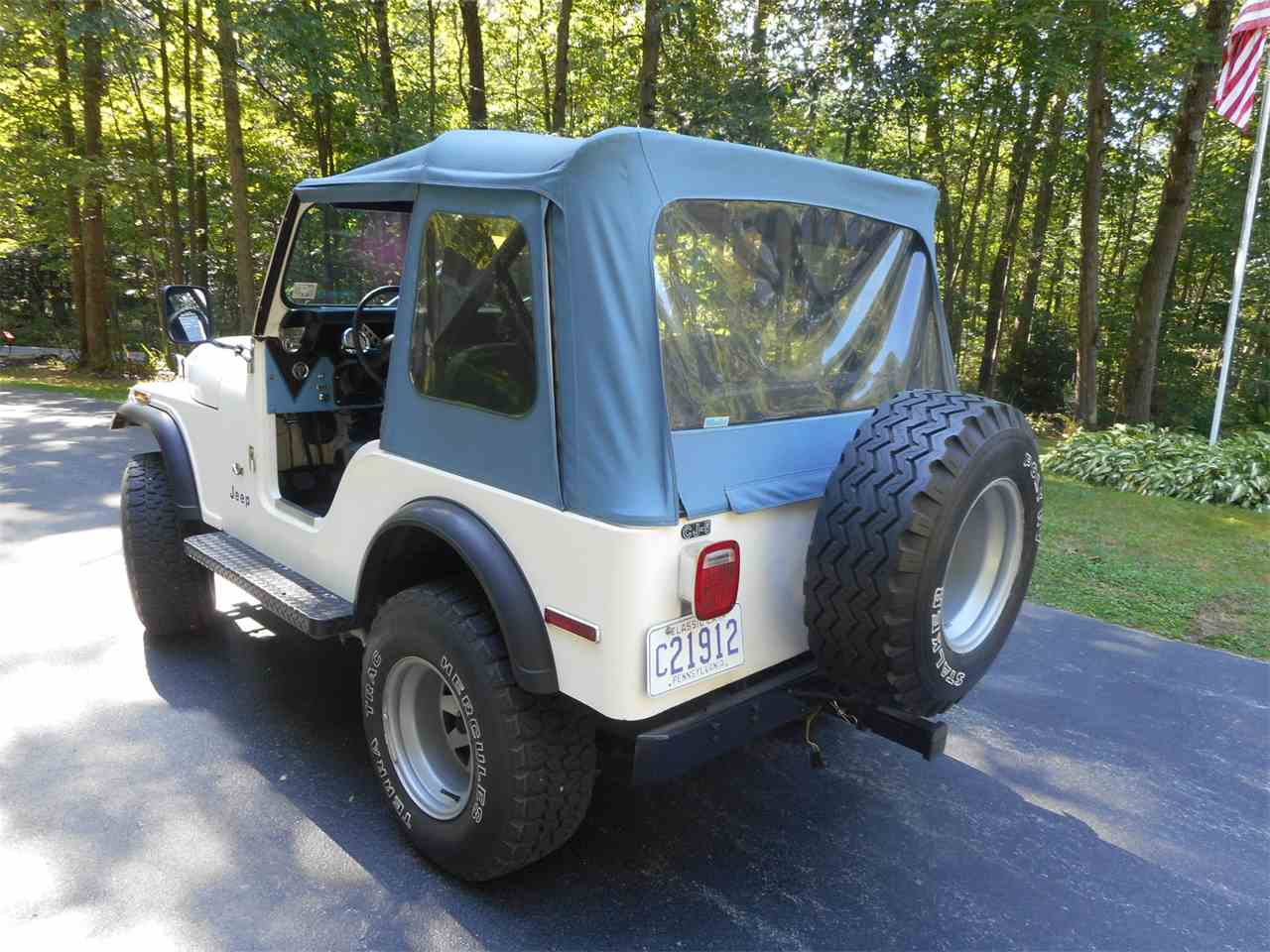 Large Picture of '80 CJ5 - LUSJ