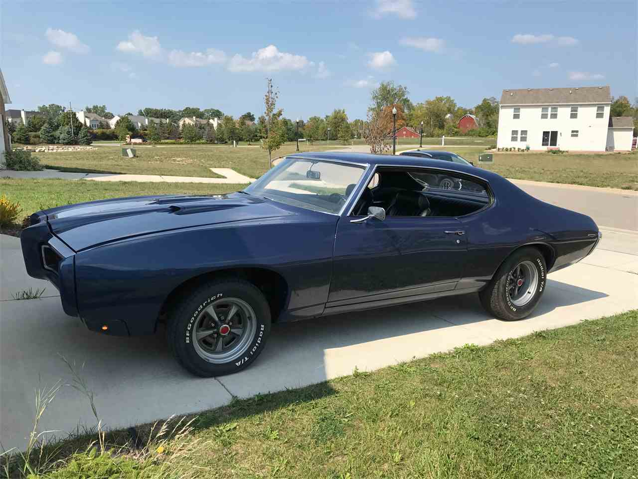 Large Picture of '69 GTO - LUSV