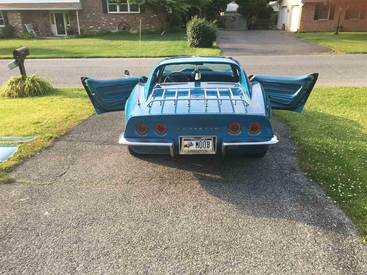 Large Picture of 1968 Corvette located in Bethlehem Pennsylvania - LUSX