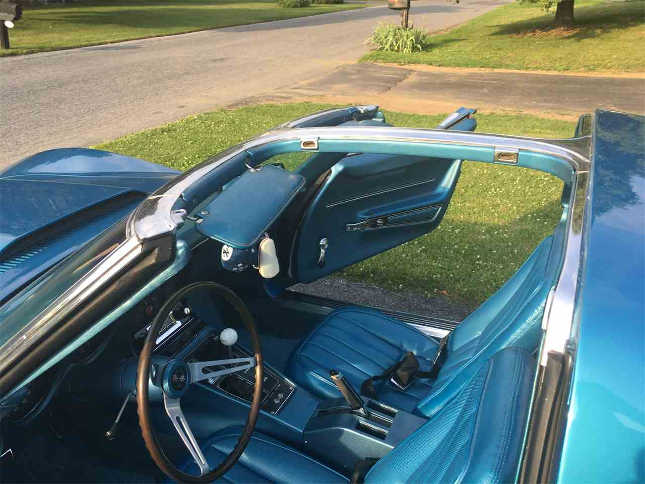 Large Picture of Classic '68 Corvette located in Pennsylvania Offered by a Private Seller - LUSX