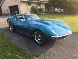 Picture of '68 Chevrolet Corvette located in Pennsylvania - $28,900.00 Offered by a Private Seller - LUSX