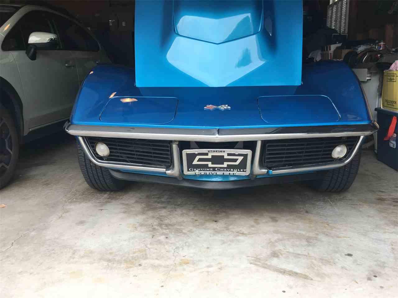 Large Picture of Classic 1968 Chevrolet Corvette located in Pennsylvania - $28,900.00 - LUSX