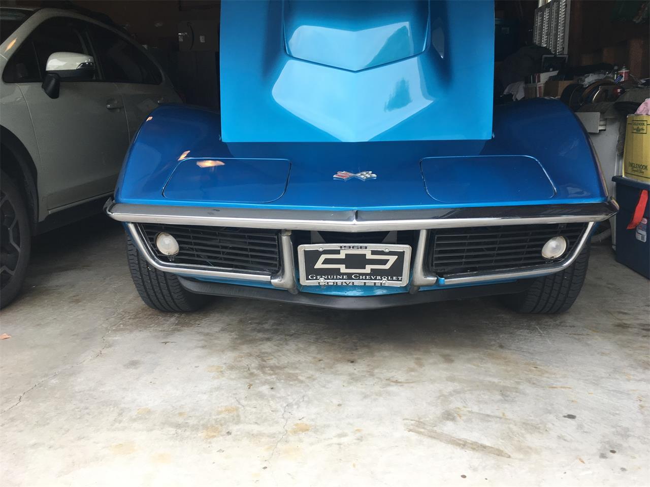 Large Picture of '68 Corvette - LUSX