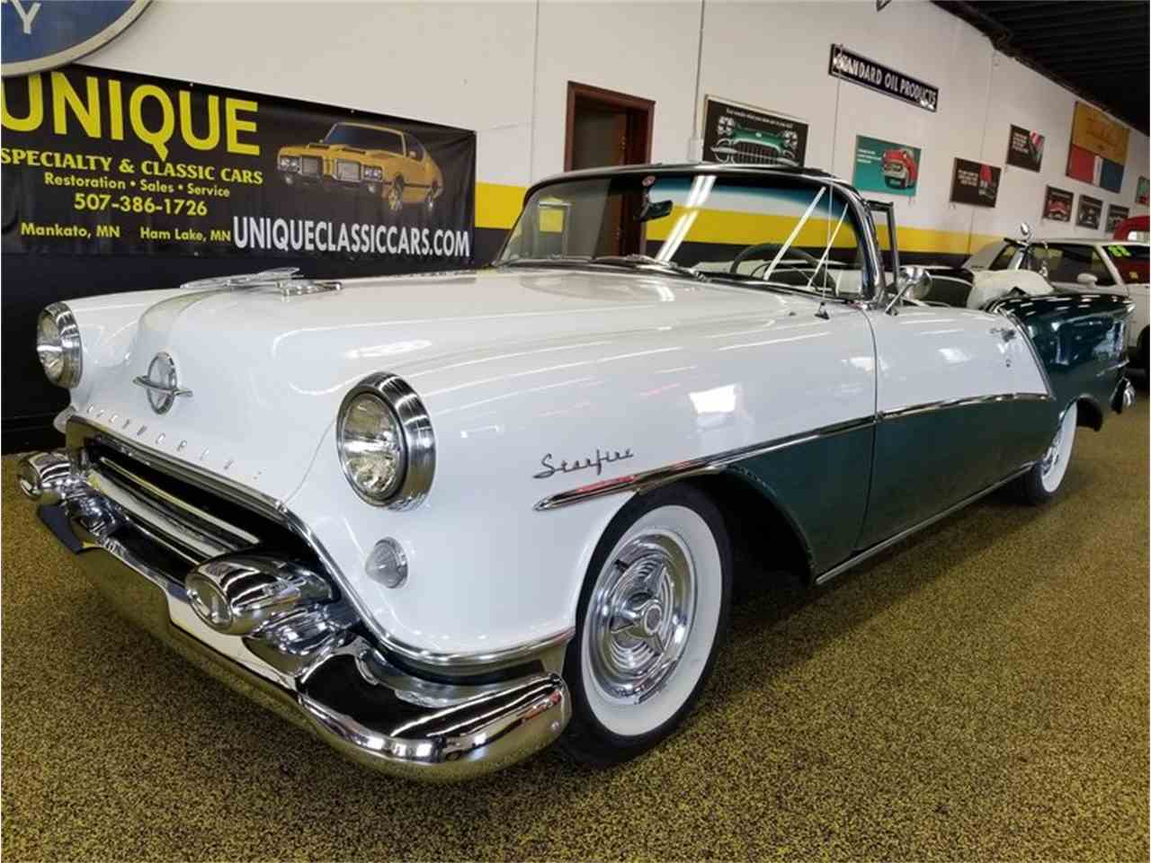 Large Picture of Classic 1954 Oldsmobile 98 Starfire Convertible located in Mankato Minnesota - $59,500.00 Offered by Unique Specialty And Classics - LUTD