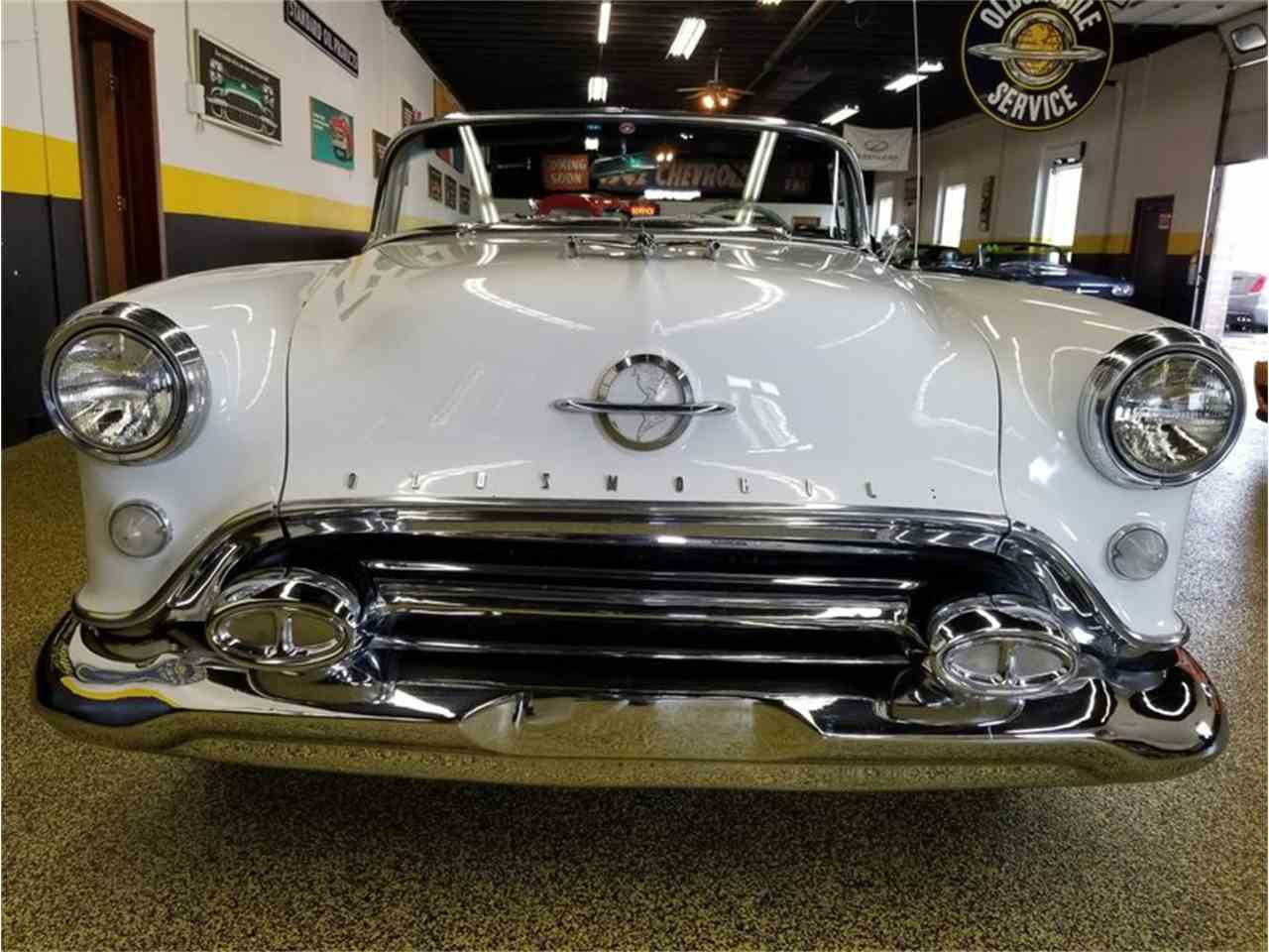 Large Picture of Classic 1954 Oldsmobile 98 Starfire Convertible located in Minnesota Offered by Unique Specialty And Classics - LUTD