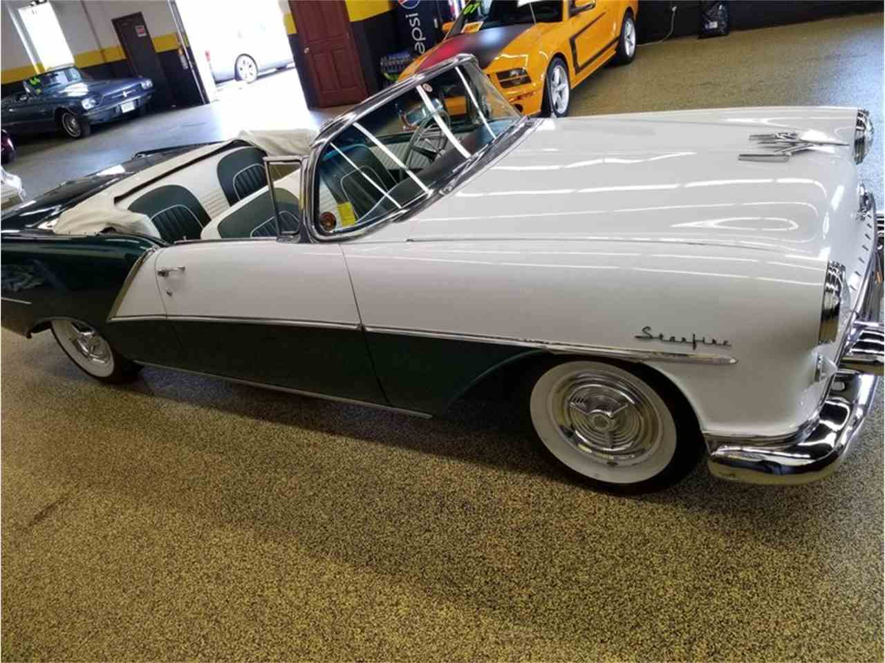 Large Picture of Classic 1954 Oldsmobile 98 Starfire Convertible Offered by Unique Specialty And Classics - LUTD