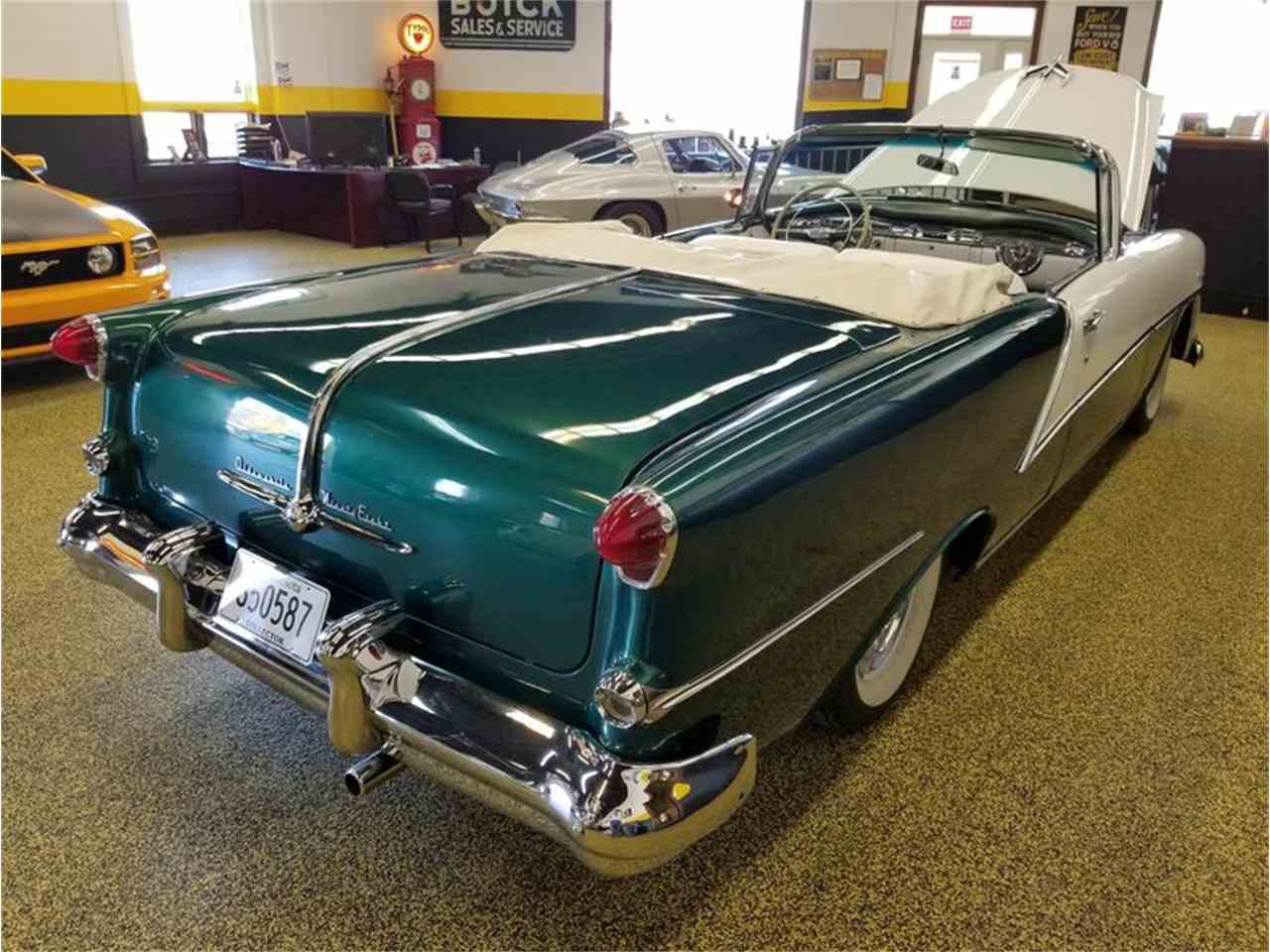 Large Picture of '54 Oldsmobile 98 Starfire Convertible located in Mankato Minnesota Offered by Unique Specialty And Classics - LUTD