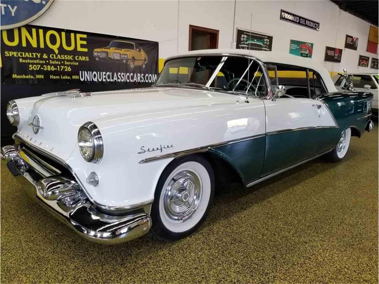 Large Picture of Classic 1954 98 Starfire Convertible located in Mankato Minnesota - $59,500.00 - LUTD