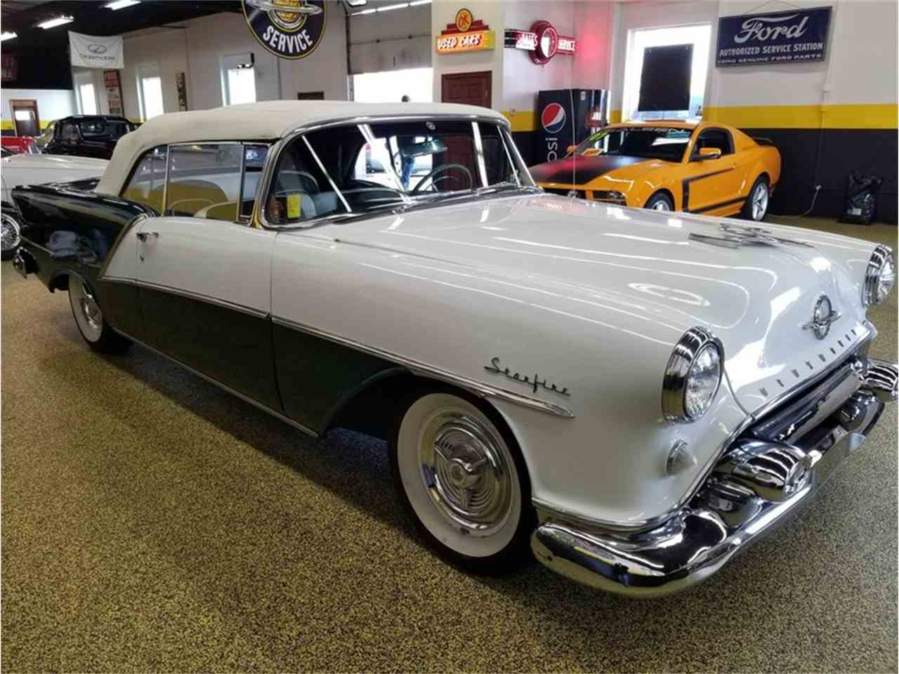 Large Picture of Classic '54 Oldsmobile 98 Starfire Convertible - $59,500.00 Offered by Unique Specialty And Classics - LUTD