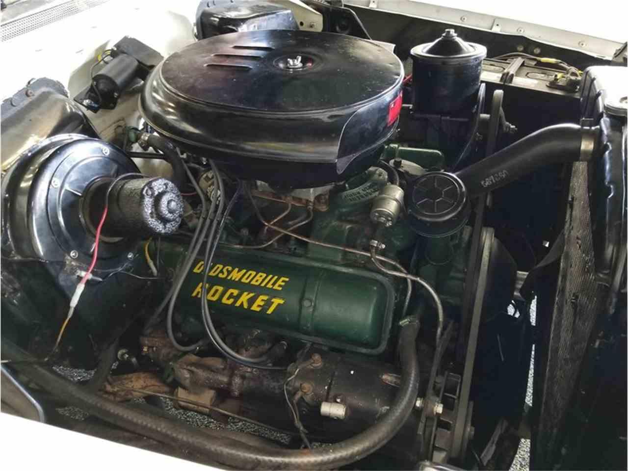 Large Picture of Classic '54 Oldsmobile 98 Starfire Convertible located in Mankato Minnesota - $59,500.00 - LUTD