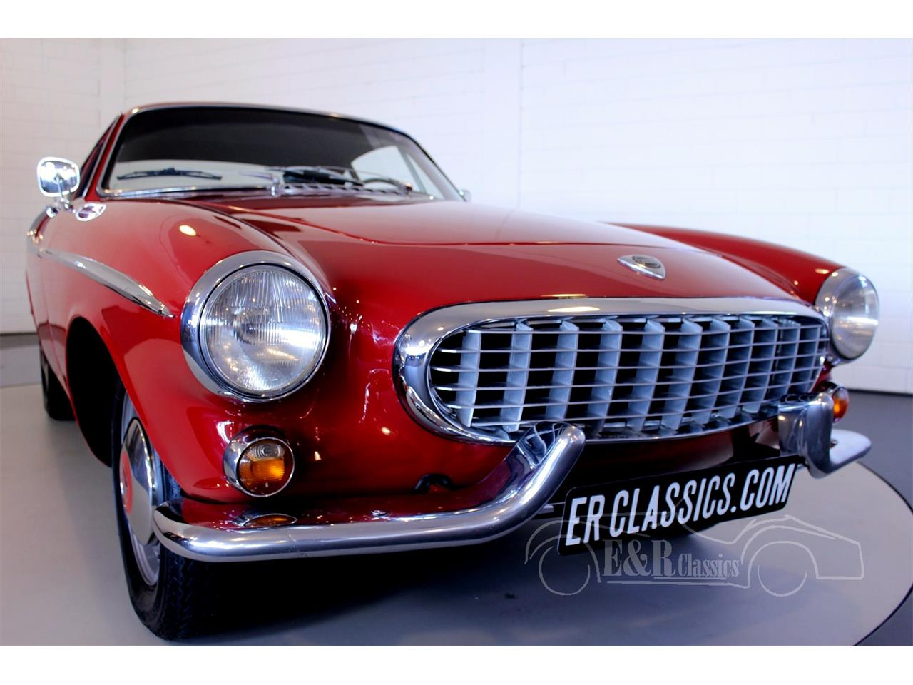 Large Picture of '61 P1800E - LUUR
