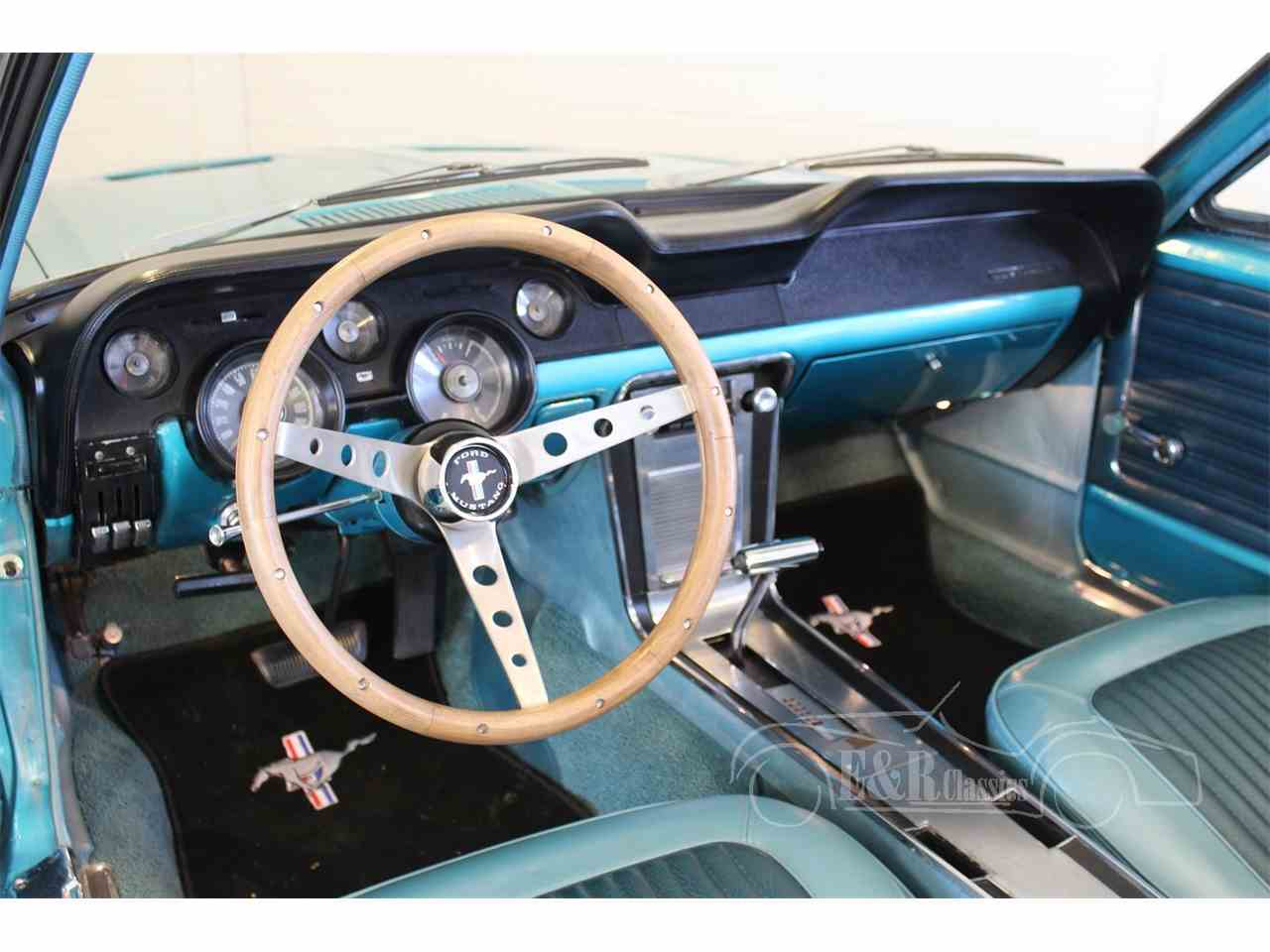 Large Picture of '68 Mustang - LUUT