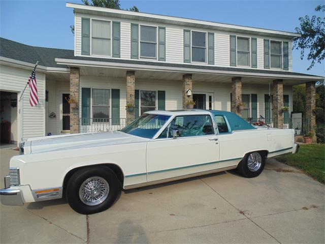 Classic Lincoln Town Car For Sale On Classiccars Com Pg 4