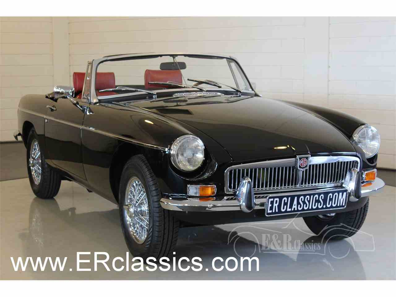Large Picture of '79 MG MGB Offered by E & R Classics - LUV1