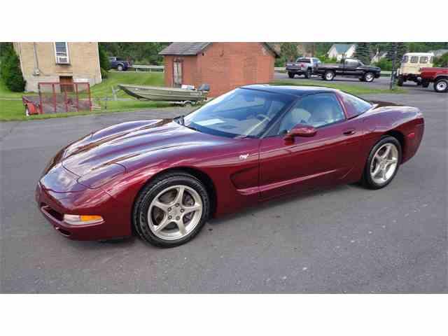 Picture of '03 Corvette - LO2R