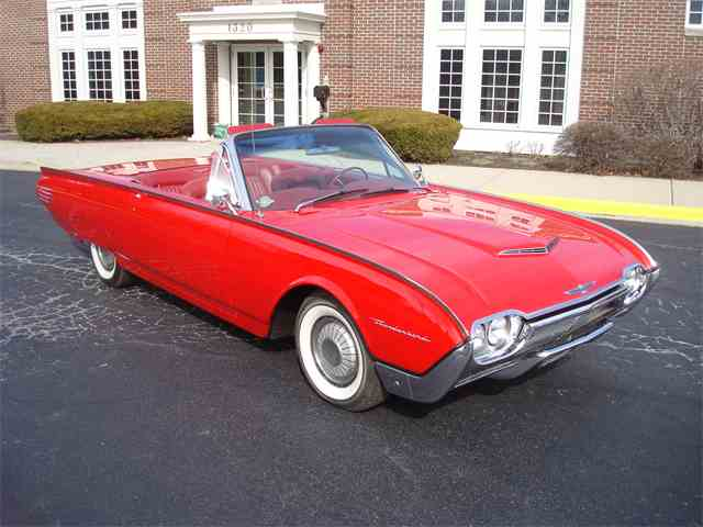 Picture of '61 Thunderbird - LUVI