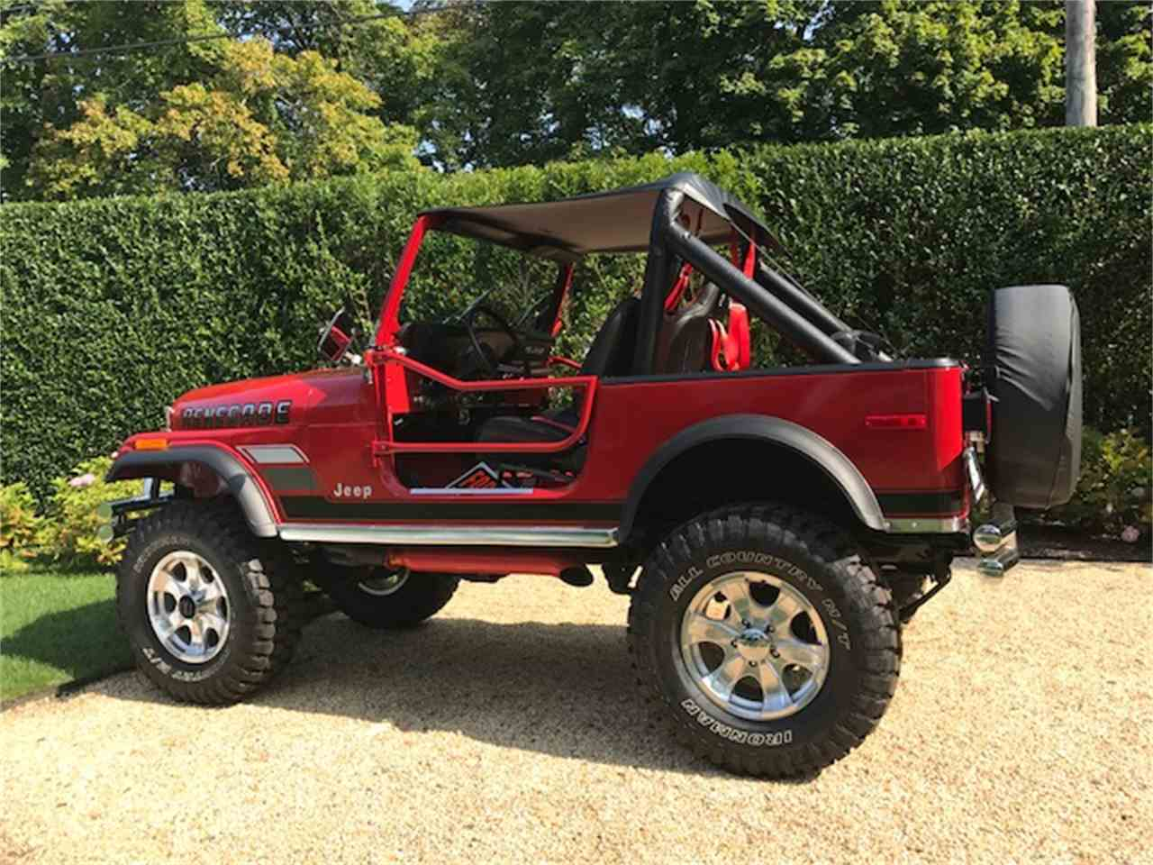 Large Picture of 1980 Jeep Wrangler located in Sag Harbor New York - LUVJ