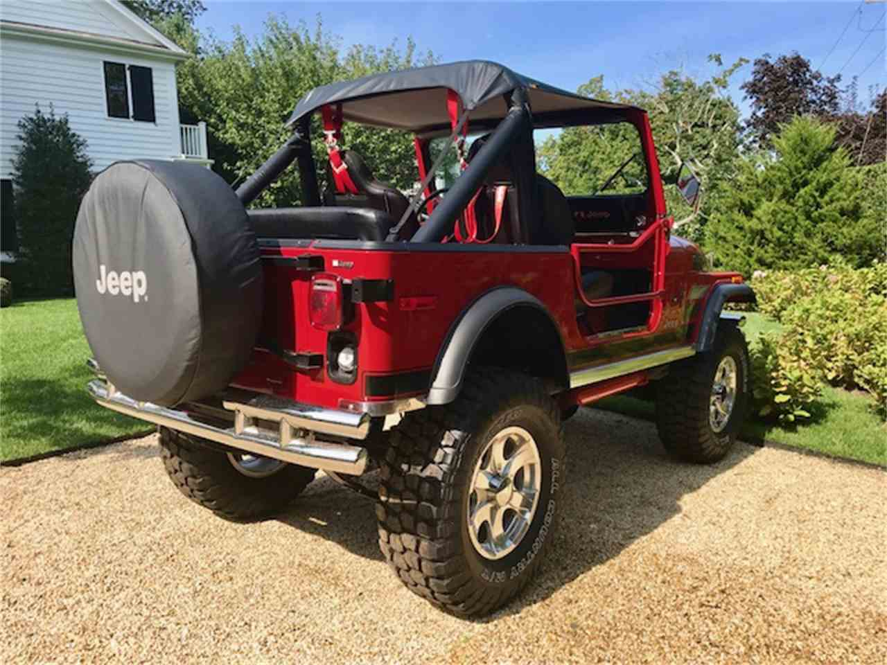 Large Picture of 1980 Wrangler located in Sag Harbor New York Offered by a Private Seller - LUVJ