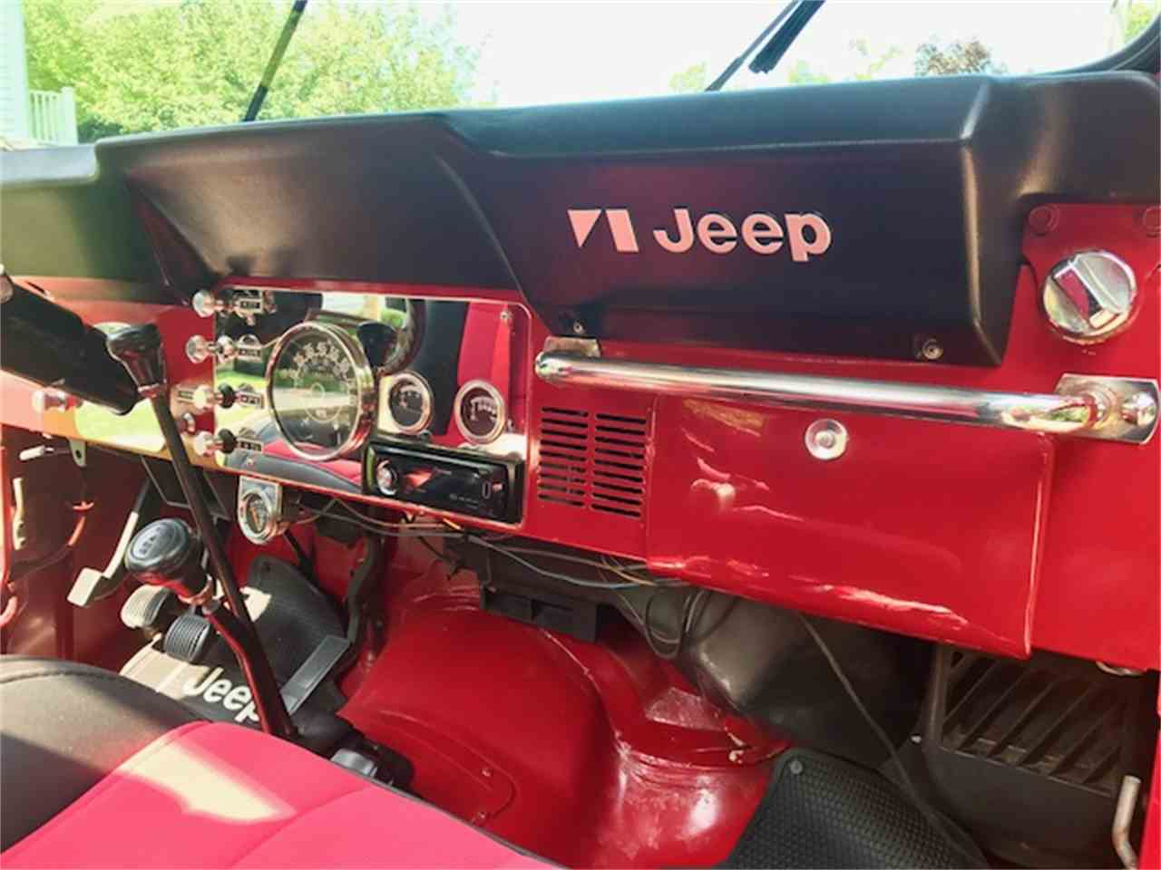 Large Picture of 1980 Jeep Wrangler located in New York Offered by a Private Seller - LUVJ