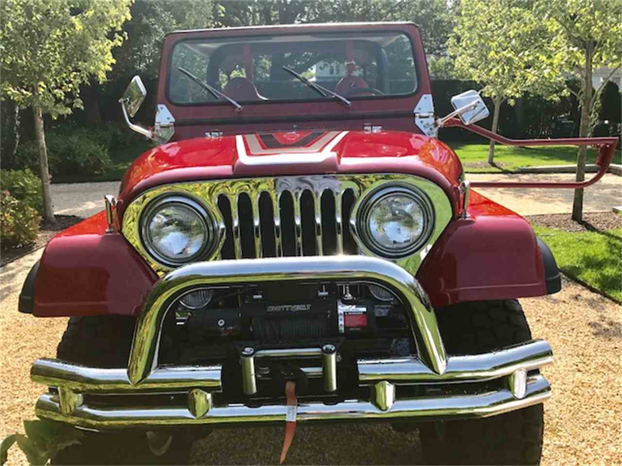 Large Picture of '80 Jeep Wrangler - LUVJ