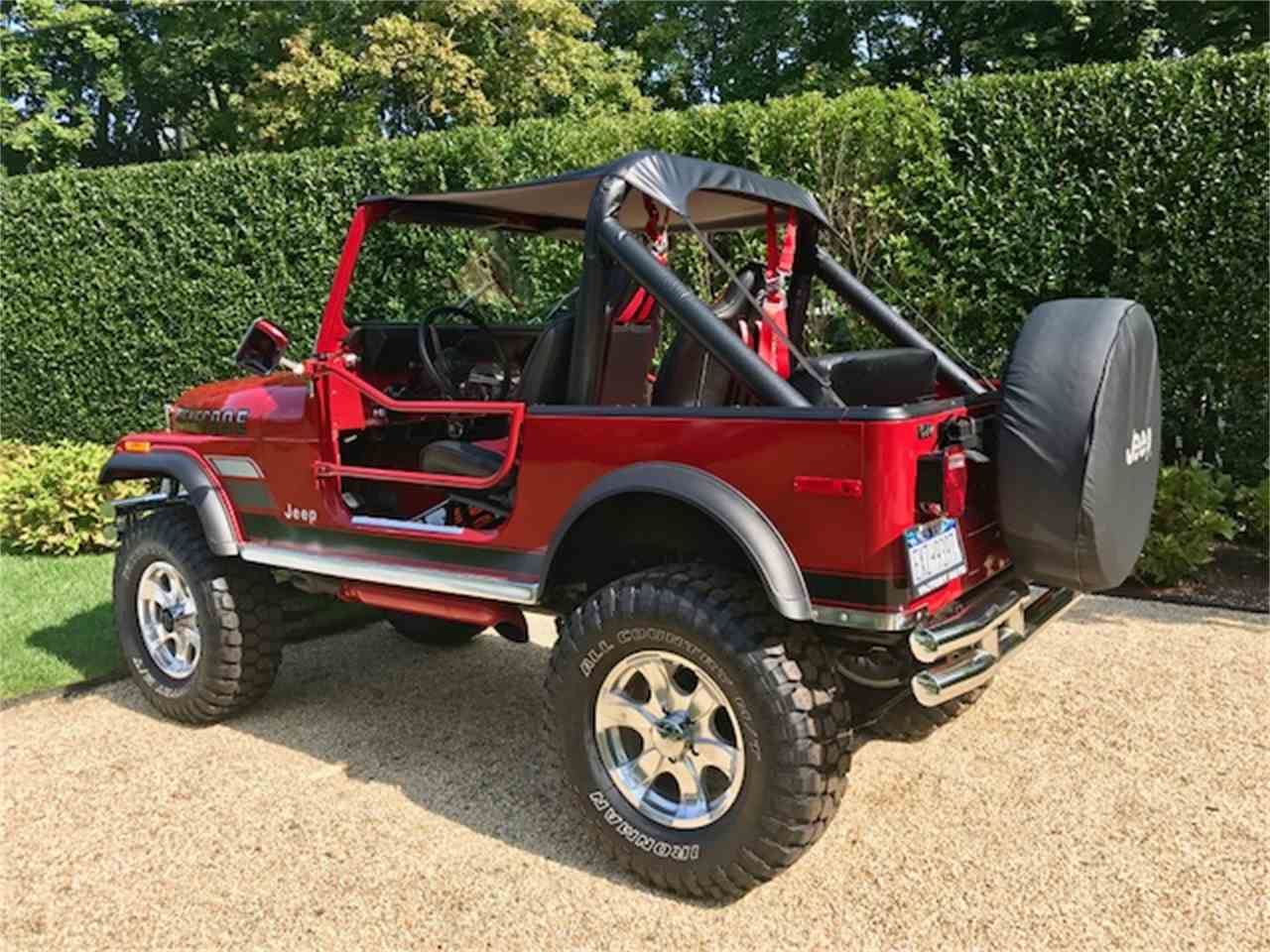 Large Picture of '80 Wrangler located in Sag Harbor New York - $28,000.00 - LUVJ
