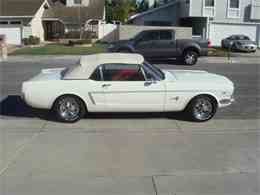 Picture of Classic '65 Ford Mustang located in Huntington Beach California - $25,000.00 - LUVO