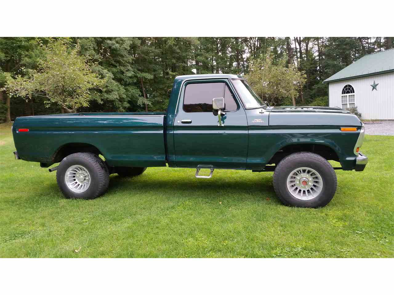 Large Picture of '79 F350 - LUVV