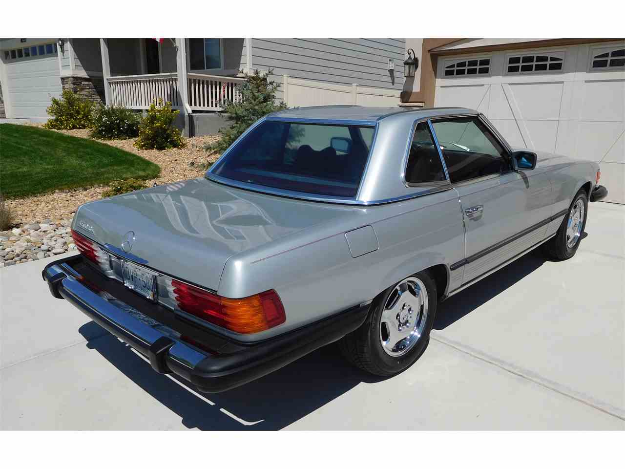 Large Picture of 1979 450SL - $13,999.00 Offered by a Private Seller - LUVZ