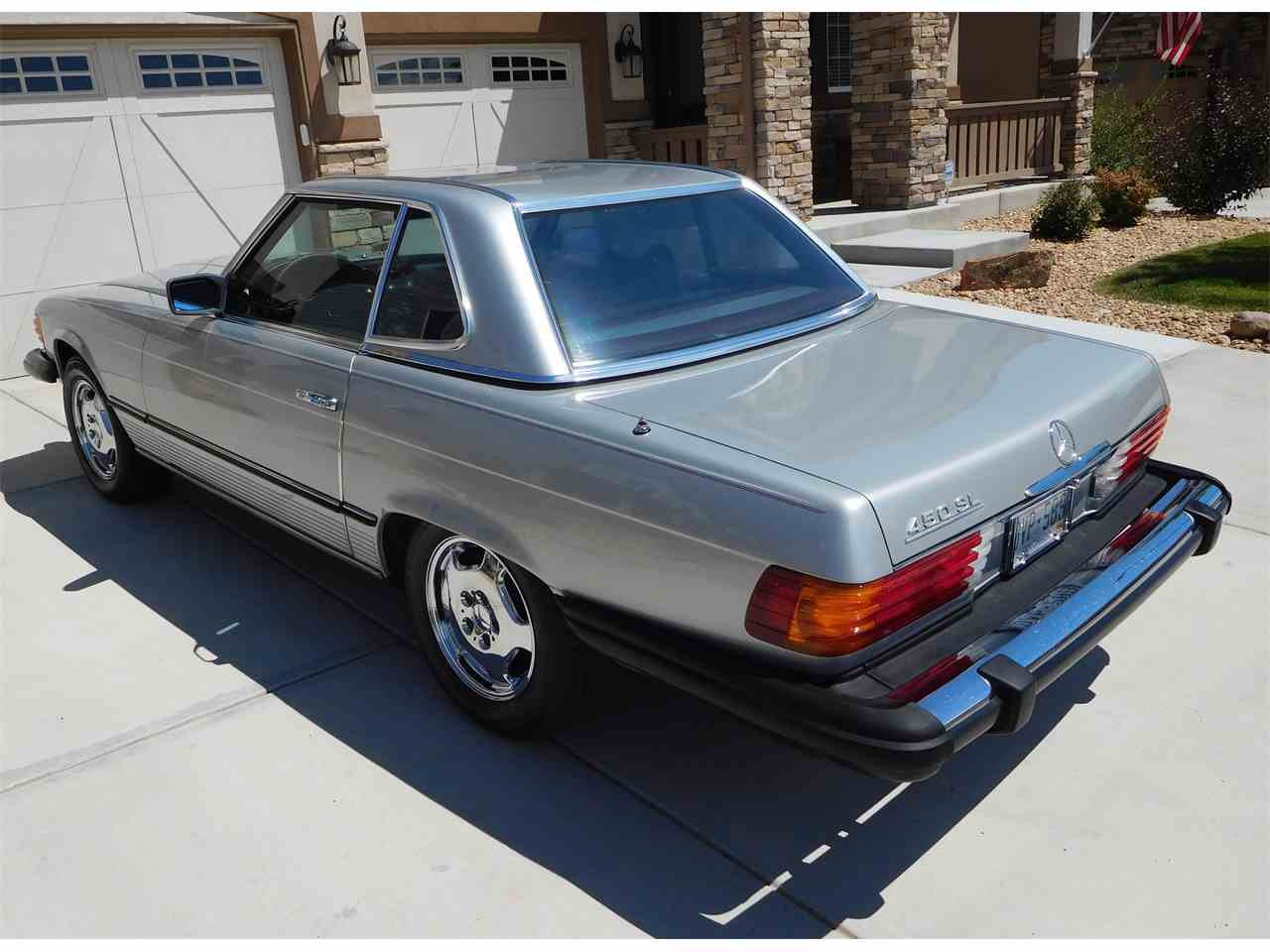 Large Picture of '79 Mercedes-Benz 450SL - LUVZ
