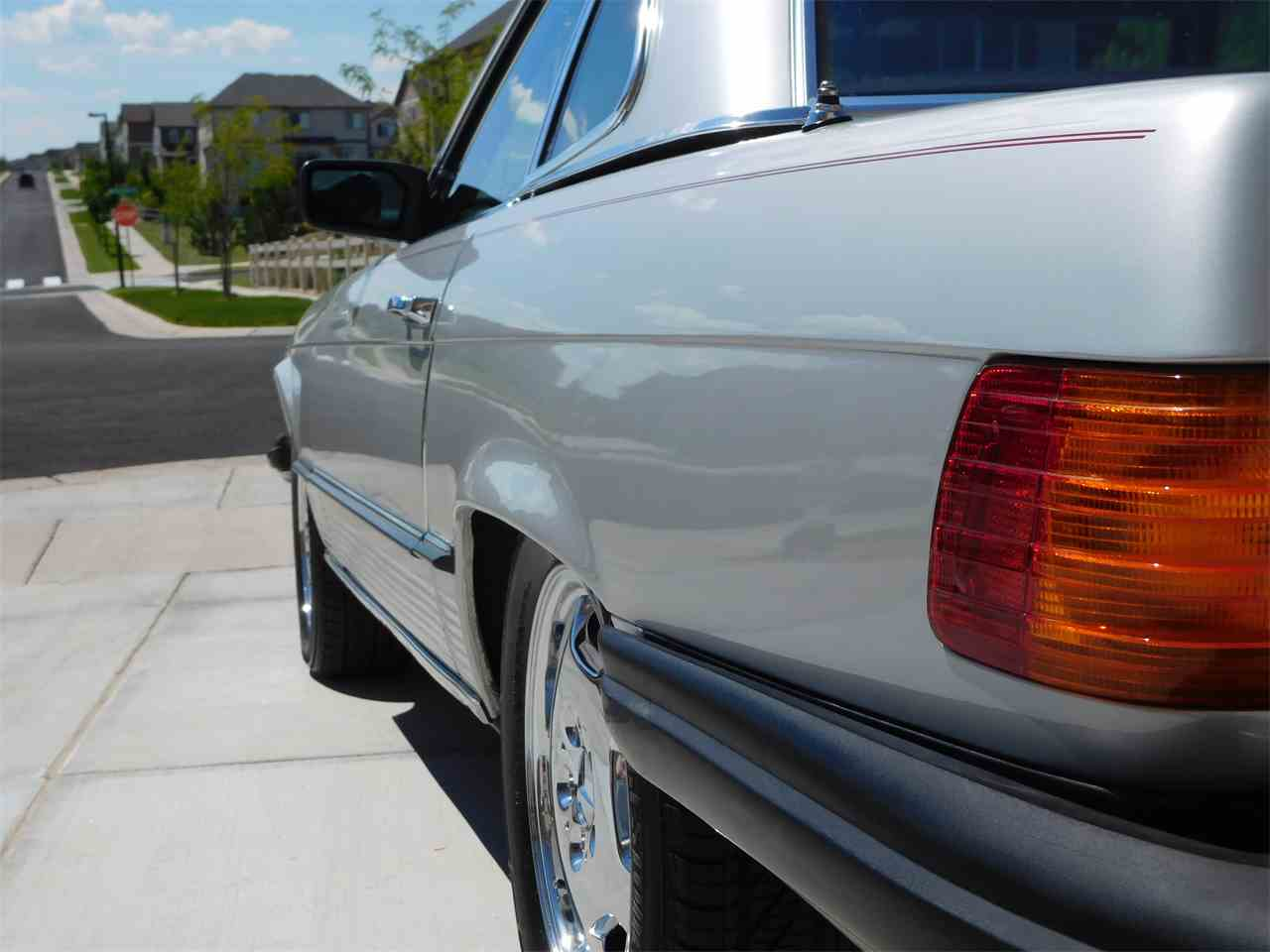Large Picture of 1979 Mercedes-Benz 450SL located in Parker Colorado - $13,999.00 - LUVZ