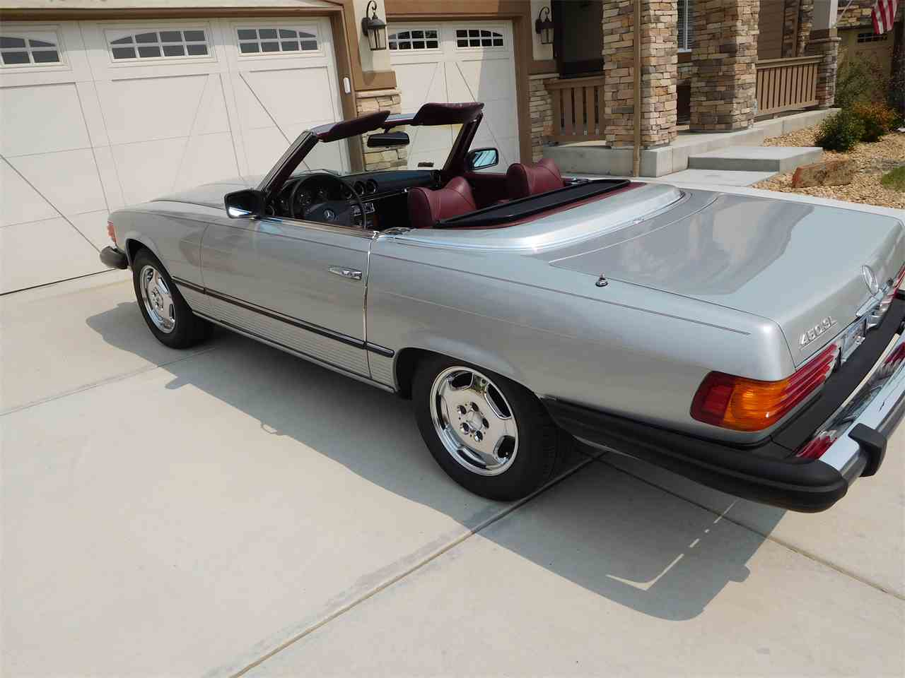 Large Picture of 1979 450SL located in Colorado - $13,999.00 Offered by a Private Seller - LUVZ