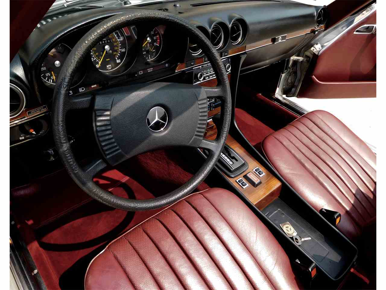 Large Picture of '79 Mercedes-Benz 450SL located in Colorado Offered by a Private Seller - LUVZ