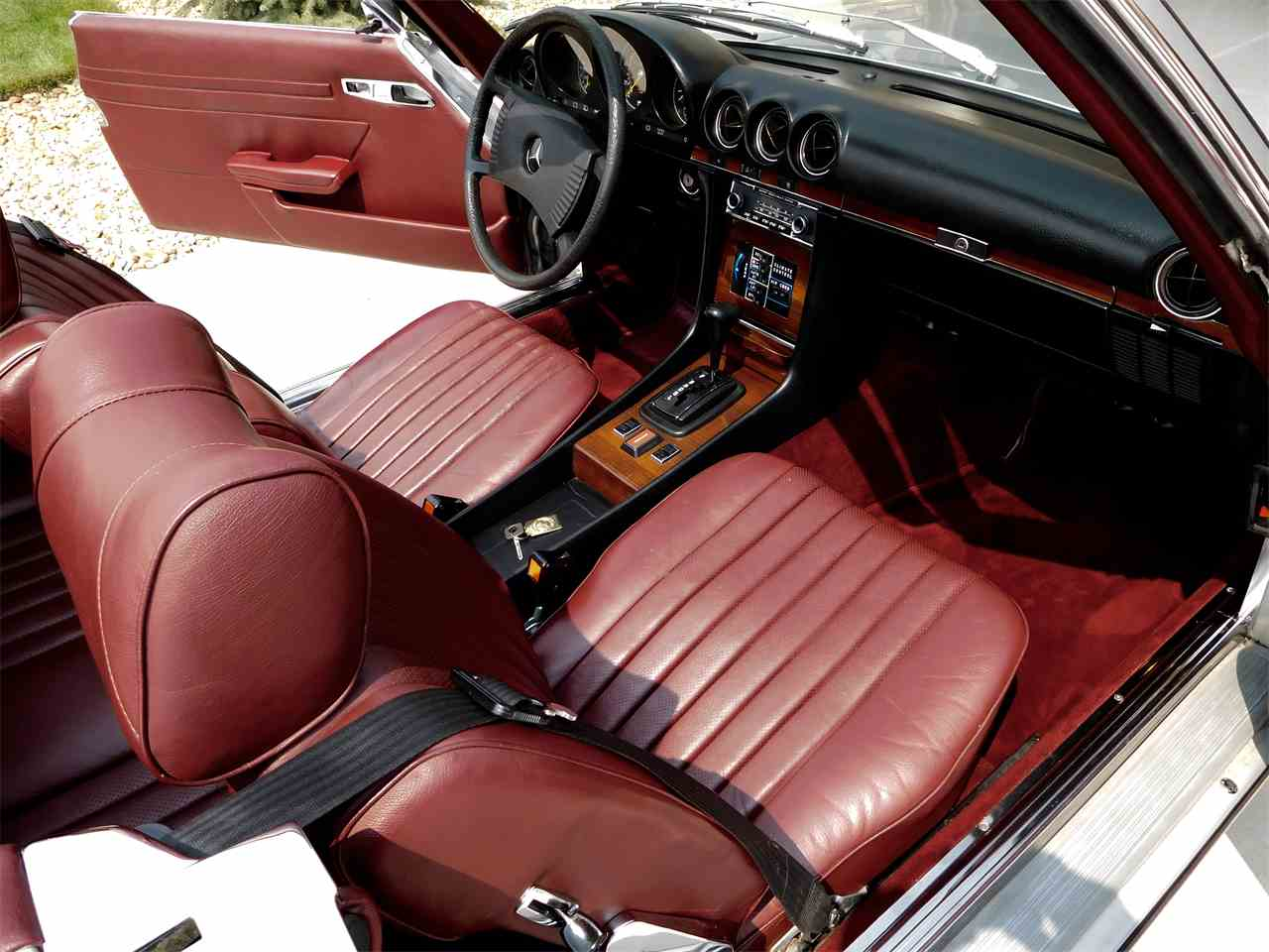 Large Picture of '79 Mercedes-Benz 450SL - $13,999.00 Offered by a Private Seller - LUVZ